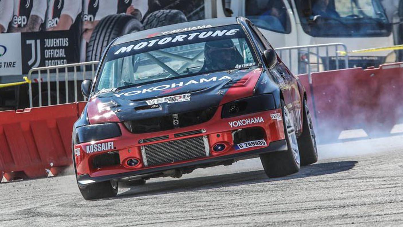 السباق اللبناني الأول للسرعة هذا الأحد ومشاركة قياسية لـ 68 سائق وسائقة