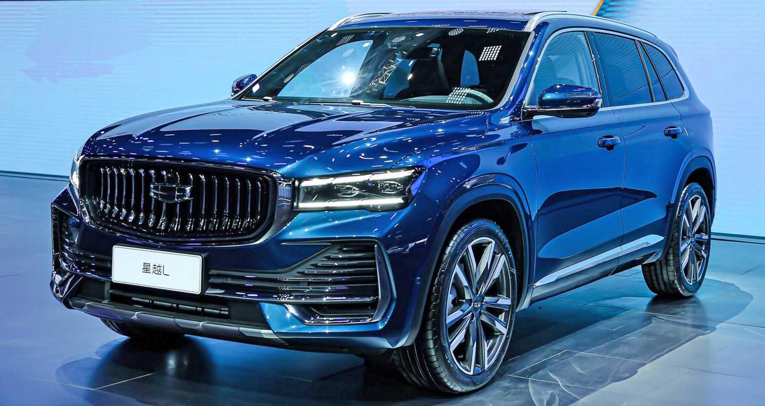 جيلي شينغوي أل 2022 الجديدة كلياً – الشقيق الصيني ل فولفو أكس سي 40