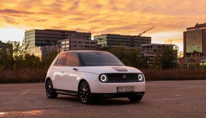 هوندا تتحول كليا لإنتاج سيارات كهربائية