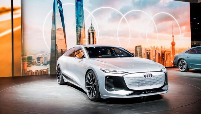 9 سيارات كهربائية تتنافس في معرض شنغهاي الدولي