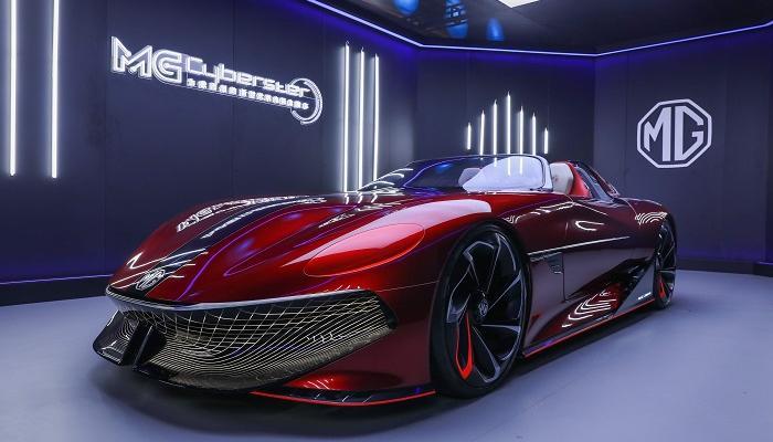 أخبار معرض شنغهاي الدولي.. الكشف عن أحدث 3 سيارات كهربائية