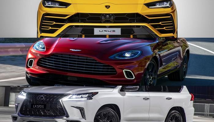 """بالصور.. 10 سيارات تتنافس على لقب """"أفضل شبكة أمامية"""""""