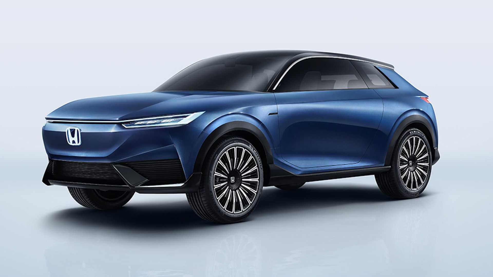 هوندا ستكشف عن سيارة كهربائية في معرض شنغهاي الدول…