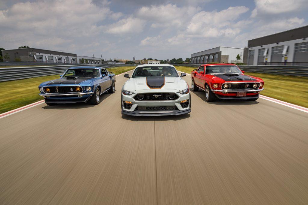 فورد موستانج السيارة الرياضية الأكثر مبيعاً للعام الثاني على التوالي
