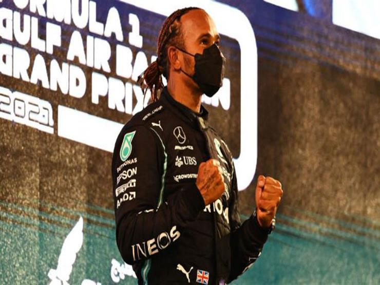 هاميلتون يبدأ رحلة الدفاع عن لقبه العالمي بالفوز بفورمولا-1