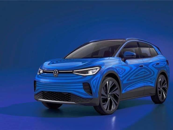 فولكس فاجن ID4 الكهربائية تفوز بجائزة أفضل سيارة لعام 2021