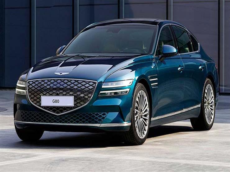 جينيسيس تقدم سيارتها الكهربائية Electrified G80