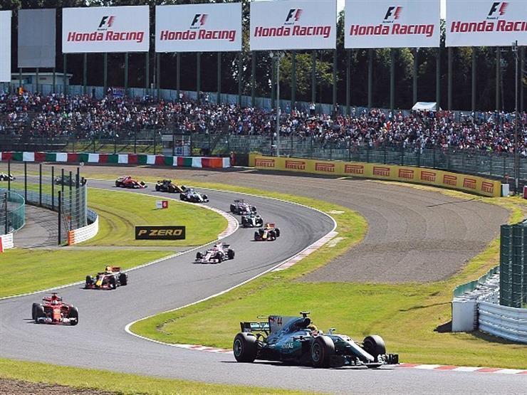 مضمار سوزوكا يستضيف سباق فورمولا-1 الياباني لمدة 3 سنوات مقب