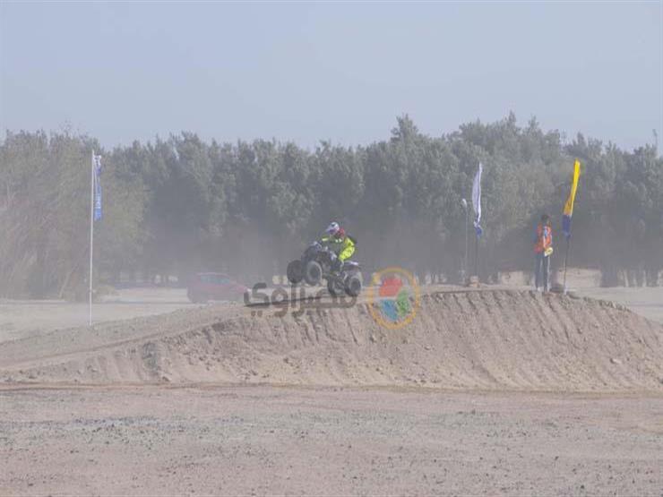 توقف سباق ATV بعد إصابة قوية لعمر قراقيش بالجونة الدولي للموتوكروس