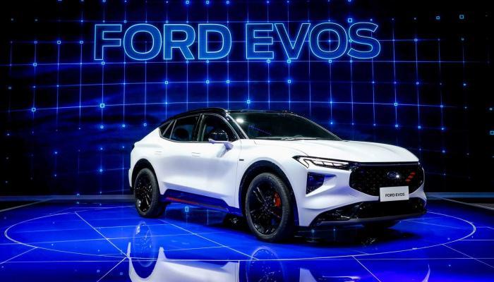 """""""فورد"""" تستعرض قدراتها في معرض شنغهاي الدولي بطراز EVOS 2021"""