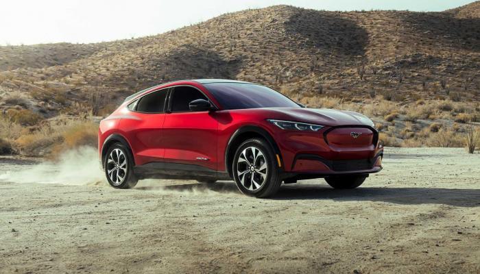 قائمة السيارات الكهربائية 2022/2021 الـ SUV