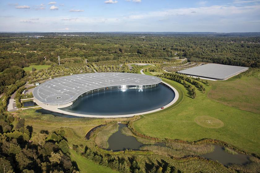 ماكلارين تبيع مقرها الشهير في إنكلترا مقابل237 مليون