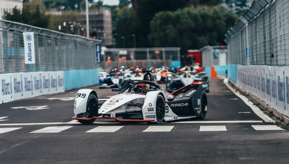 باسكال ويرلين يمنح بورشه أول تتويج في سباقات فورمولا إي العالمية