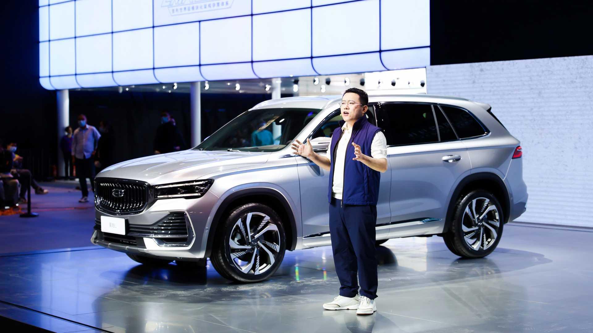 أحدث إصدارات معرض شنغهاي الدولي للسيارات