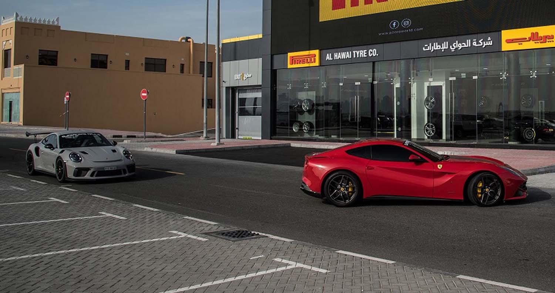 بيريللي تتيح لعشاق السيارات في الإمارات فرصة الاستمتاع بتجربة قيادة مميّزة والتألّق بإطلالة عصرية هذا الصيف