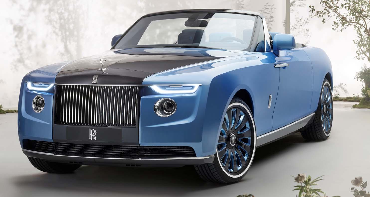 رولز رويس بوت تايل 2022 الجديدة بالكامل – سيارة ال 28 مليون دولار – أغلى سيارة في العالم ومنذ أجيال