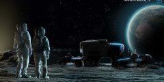 لوكهيد مارتن وجنرال موتورز تتعاونان لتطوير عربة قمرية من الجيل المقبل