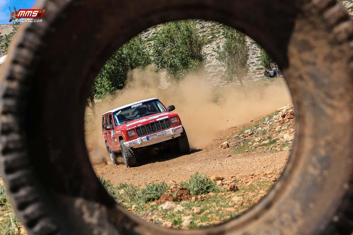 نتائج سباق السرعة اللبناني لمركبات الدفع الرباعي 2021