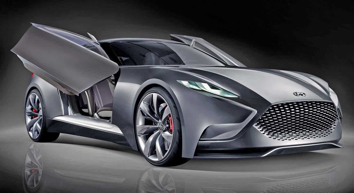 هيونداي سوبركار – مشروع السيارة الرياضية المتفوقة بمحرك وسطي من الصانع الكوري
