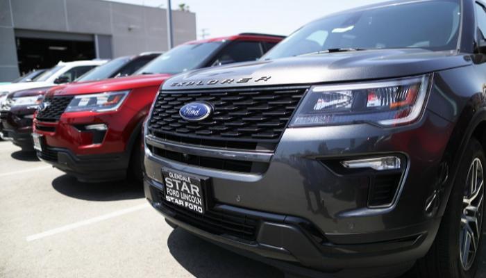 فورد تستدعي آلاف السيارات من طراز إكسبلورر