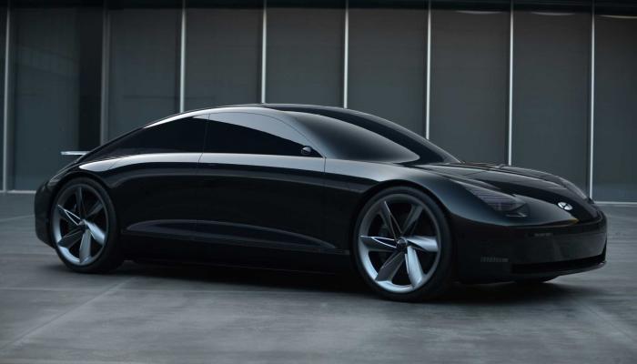 هيونداي تكشف عن جيل جديد من السيارات الكهربائية