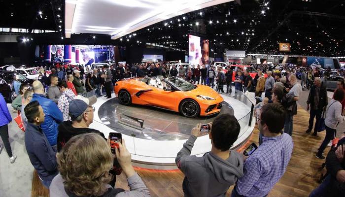 شيكاغو الدولي للسيارات ينجو من تأجيلات كورونا