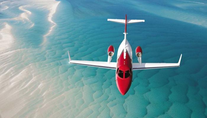 """هوندا تطور أرخص طائرة خاصة في العالم.. """"أكورد السماء"""""""