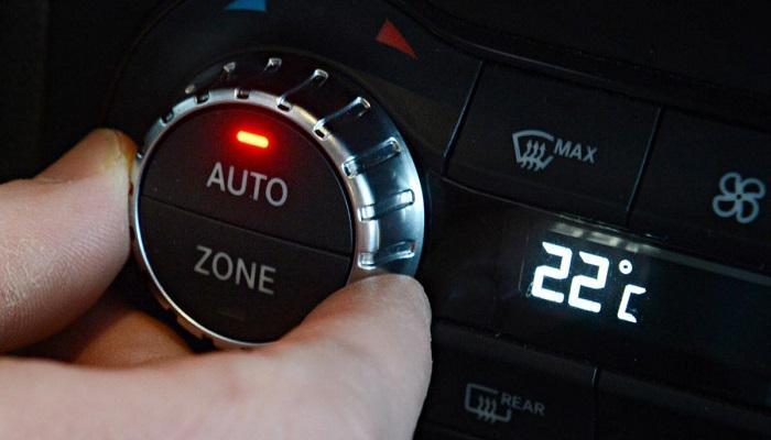 طريقة التشغيل الآمن ل مكيف هواء السيارة