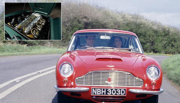 أقوى المحركات الإنجليزية في تاريخ صناعة السيارات.. ألبوم صور