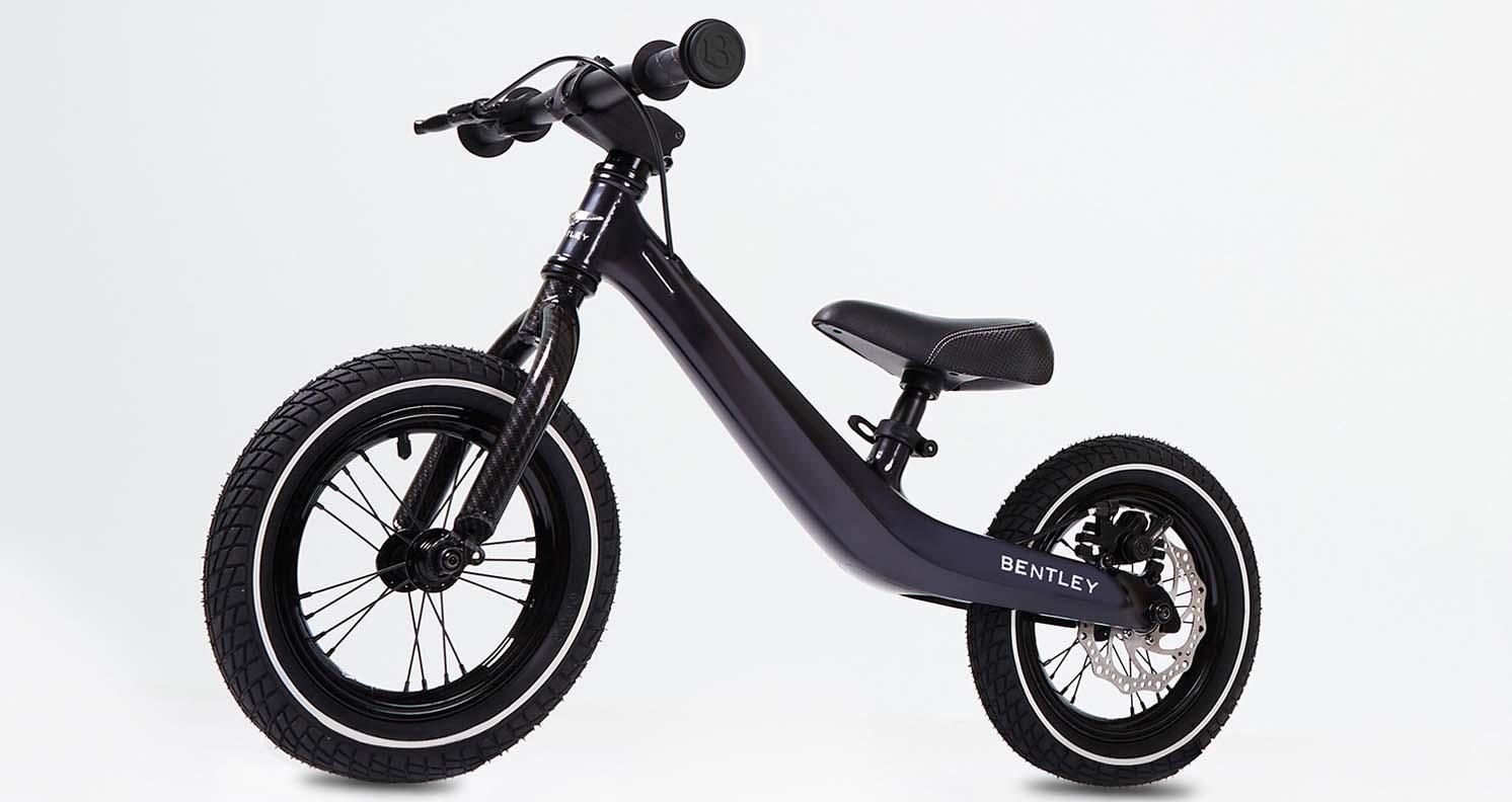 دراجة بنتلي بالانس الجديدة المخصصة للأطفال – للمغامرات الملهمة بلمسات من الأناقة