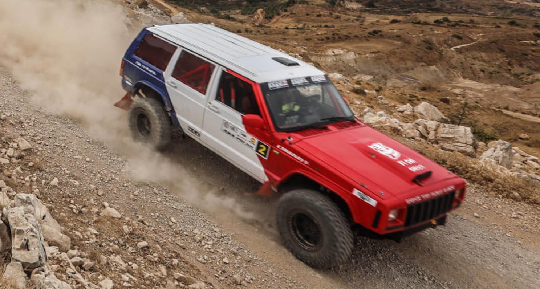 النادي اللبناني للسيارات والسياحة ينظّم السباق الأول لمركبات الدفع الرباعي 2021