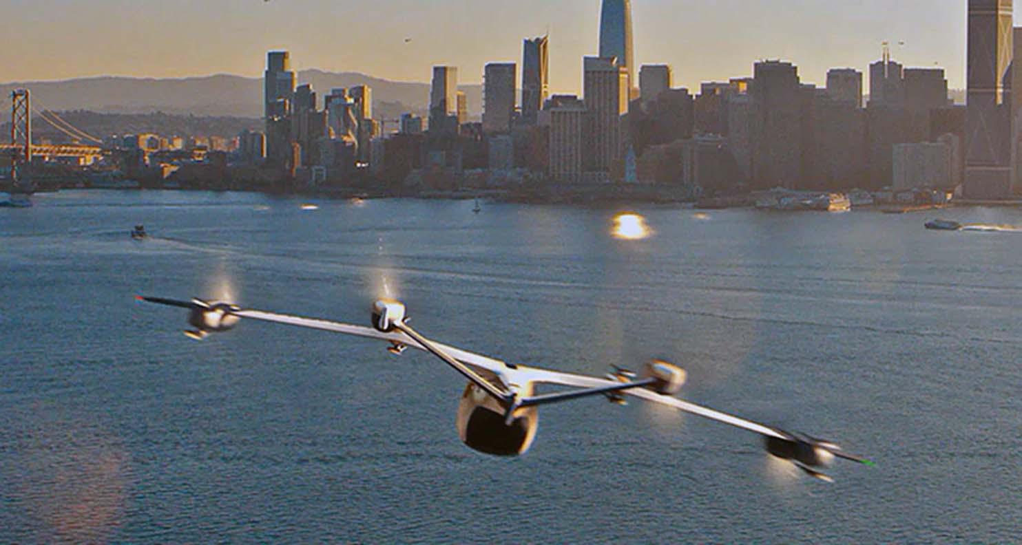 التنقل الجوي في المدن – الحلم يتحول إلى حقيقة واقعة