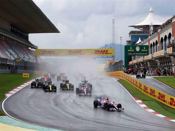 بسبب القائمة الحمراء تركيا تقرر تأجيل سباق فورمولا-1
