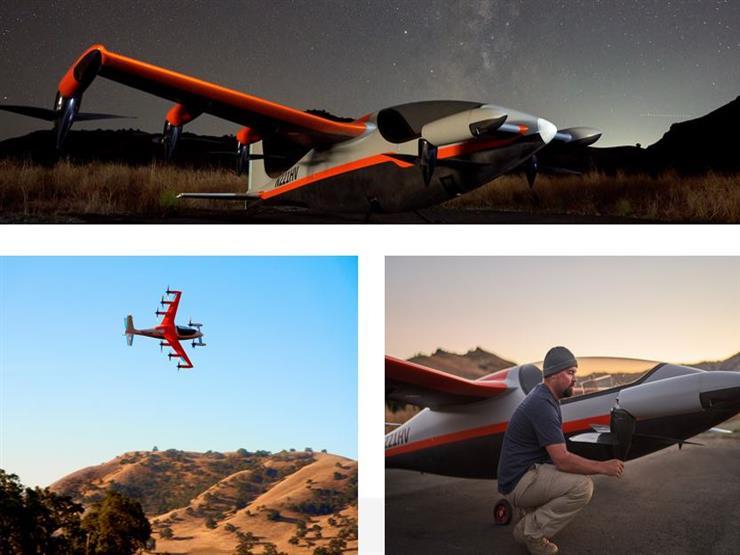 شركة تطور سيارة طائرة ذاتية القياده