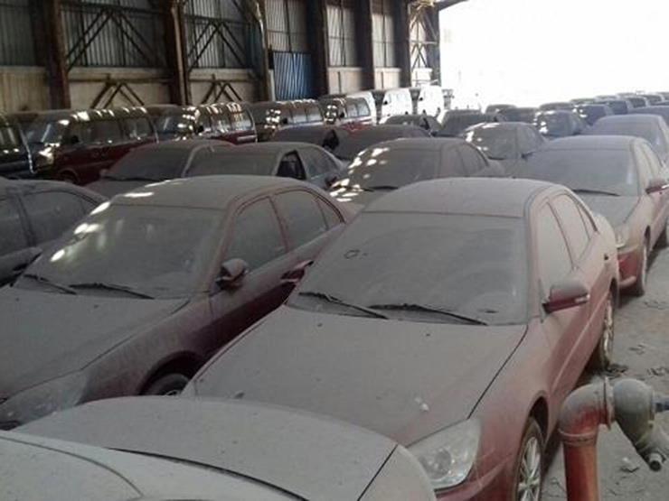 تفاصيل وموعد مزاد سيارات جمارك الإسكندرية