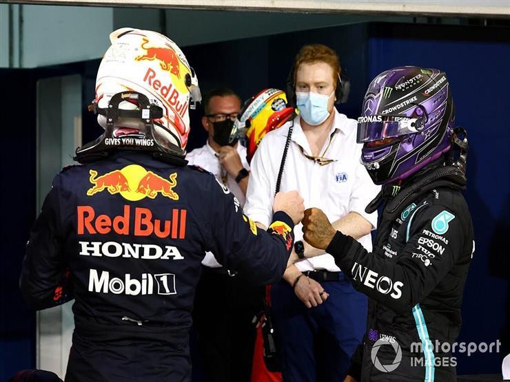 صراع هاميلتون وفيرستابن يتجدد في سباق فورمولا-1 البرتغالي