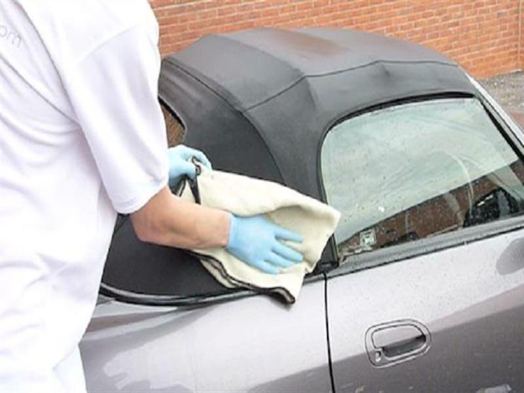 تعرف على الطريقة الصحيحة لتنظيف السقف القماشي للسيارة الكابر