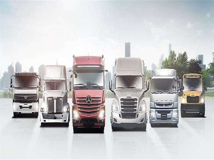 بحلول 2025.. دايملر للشاحنات تستهدف زيادة هامش الربح لأكثر