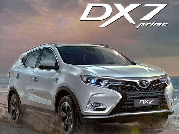 وكيل ساوايست يعلن عن وصول السيارة DX7 برايم موديل 2022 إلى م