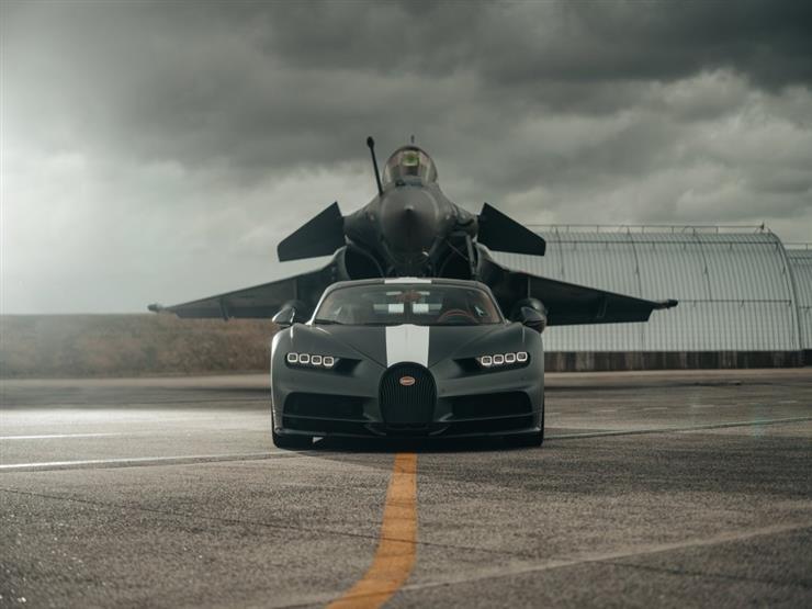 بوجاتي تُطلق نسخة خاصة من أيقونتها Chiron Sport بقوة 1500 حص