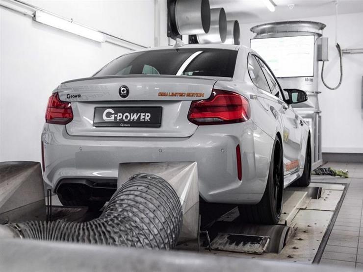 """جي باور تجري تعديلات استثنائية """"BMW """"M2 Competition لتنطلق ب"""