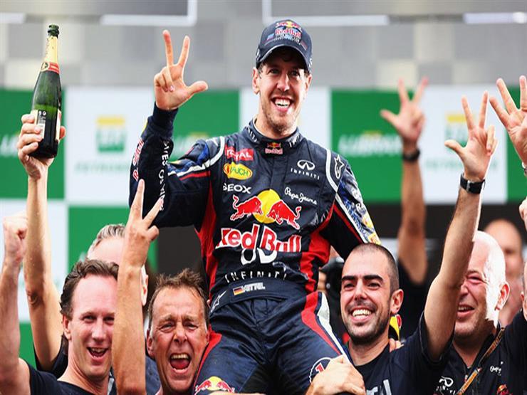 فيتيل يتطلع لتحقيق نتيجة إيجابية مع أستون مارتن في فورمولا-1