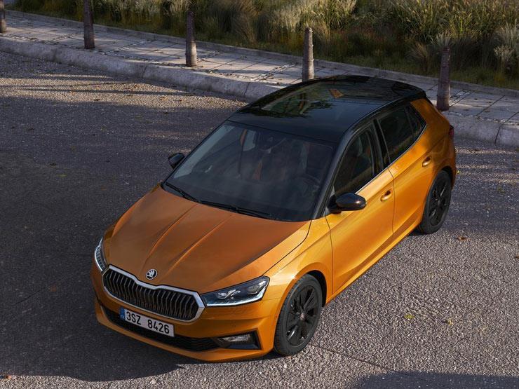 سكودا تكشف أسعار سيارتها Fabia موديل 2022