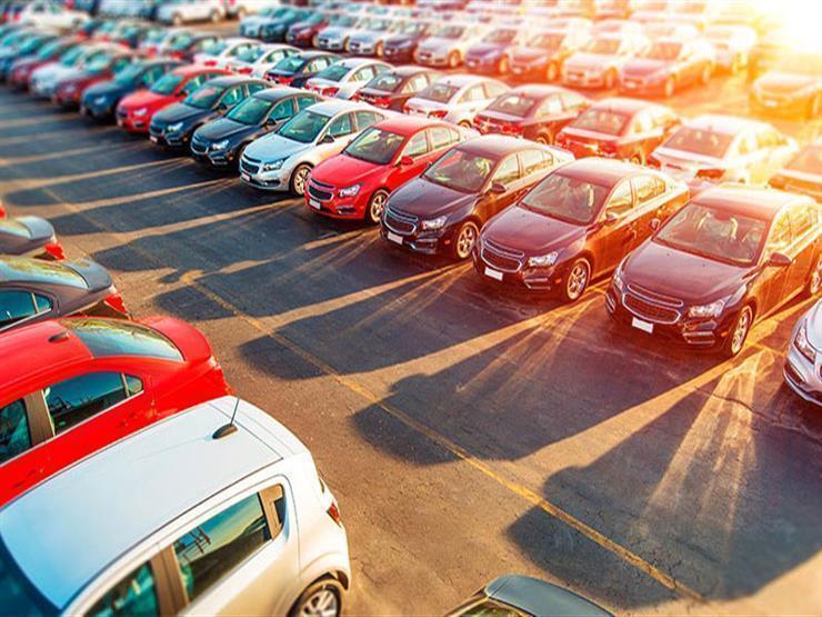 وكالة أمريكية – تراجع مبيعات السيارات في مصر خلال الربع الأول