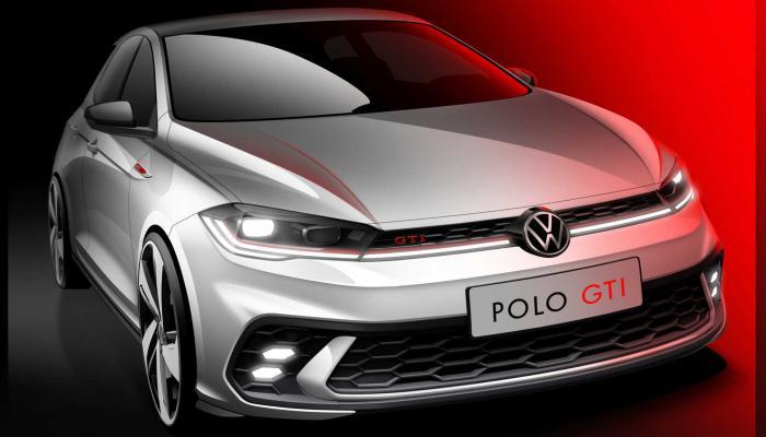 صورة تشويقية لطراز فولكسفاجن Polo GTI مميزة
