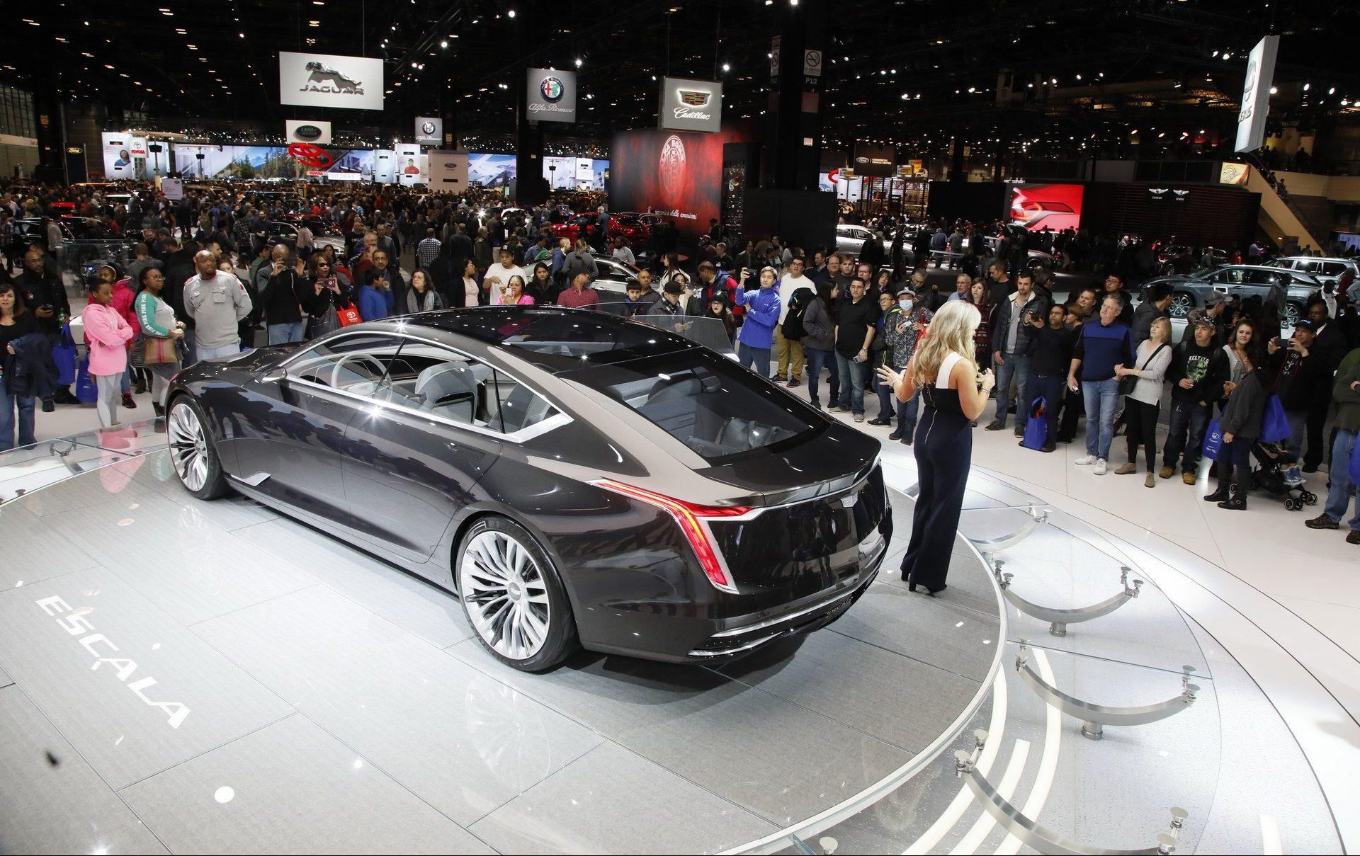 معرض شيكاغو للسيارات 2021 يعود في تموز