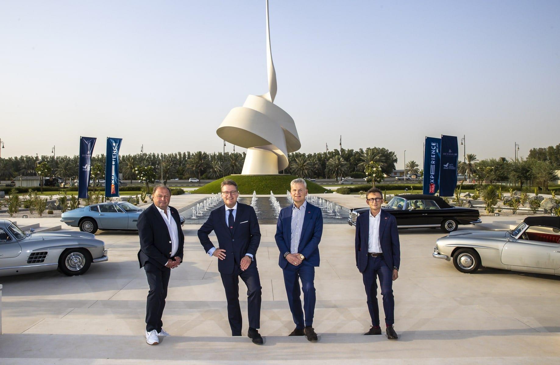 الإمارات تستضيف سباق الألف ميل للسيارات الكلاسيكية…