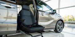 سيارة هوندا أوديسي تورينغ 20 إم واي الملائمة لمستخدمي الكراسي المتحركة