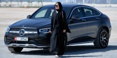 """شركة الإمارات للسيارات تحتفي بالنساء في أبوظبي عبر مبادرة """"هي مرسيدس"""""""