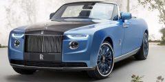 ما هو سرّ الساعتين المميّزتين في رولز رويس بوت تيل – سيارة ال 28 مليون دولار الجديدة؟